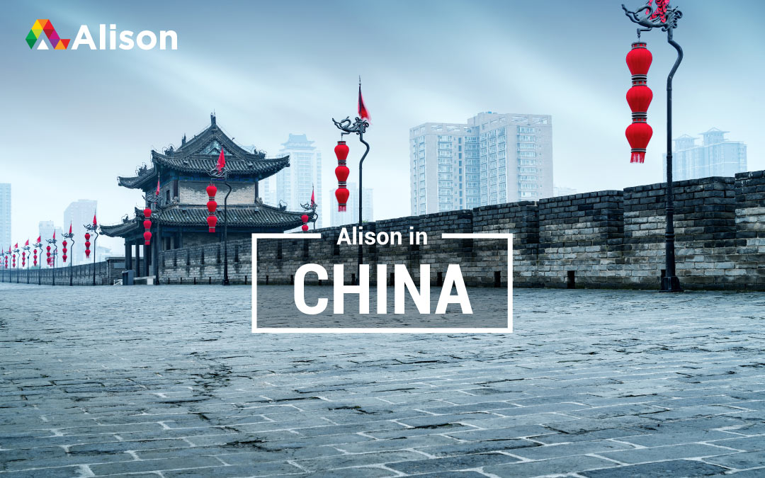 Alison in China: Taking on the Chinese Learning Dragon Differently