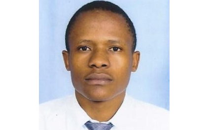 Meet George Manasse Andayi, our Swahili translator!