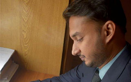 "S.M. Waqas Imam: ""Publishing a course is a great motivation boost, as people admire you for your knowledge and skills."""