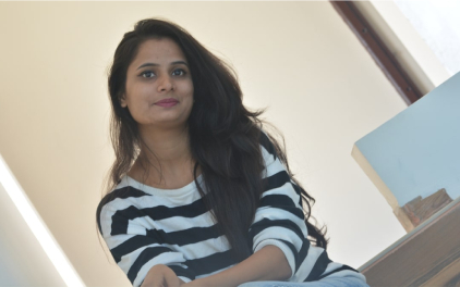 """Shalini Tripathi: """"With Alison, I gained knowledge and also confidence in myself."""""""