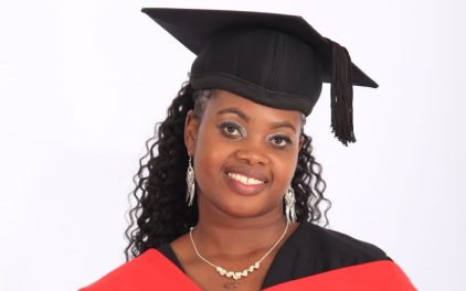 """Ivy Makoni: """"Alison opens the door to education for everyone for free."""""""