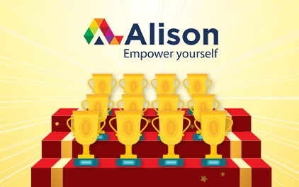 Alison Recognized for 12 Best Courses by Intelligent.com
