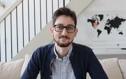 A Day in the Life of a CEO: Lachezar Arabadzhiev